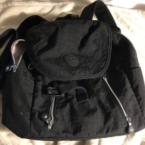Kipling mini bag pack black